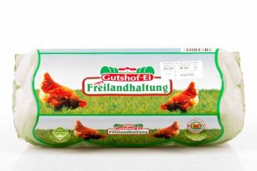 Gutshof-Ei Eier aus Freilandhaltung 10 Stück