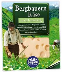 Bergader Bergbauernkäse Mild-Nussig 160g