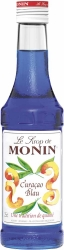 Monin Caracao Blau Sirup 250ml