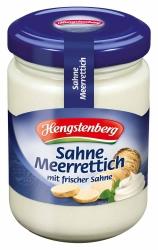 Hengstenberg Sahne Meerrettich 145g
