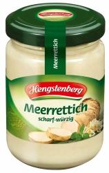 Hengstenberg Meerrettich 145g