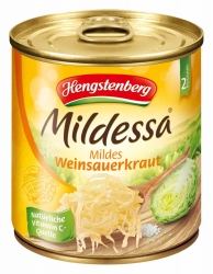 Hengstenberg mildes Weinsauerkraut 300g