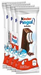 Ferrero Kinder Pingui 4er 120g