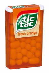 Ferrero Tic Tac Orange 100er 49g