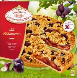 Conditorei Coppenrath & Wiese Altböhmischer Pflaumenkuchen 1,25kg
