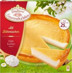Conditorei Coppenrath & Wiese Altböhmischer Käsekuchen 1,25kg