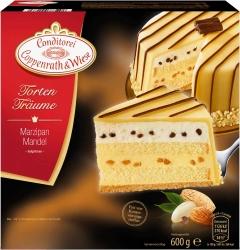 Coppenrath & Wiese Torten Träume Marzipan Mandel 600g