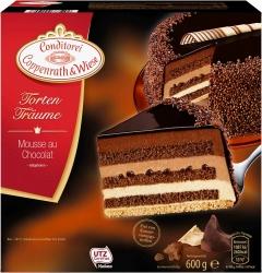 Conditorei Coppenrath & Wiese Torten Träume Mousse au Chocolat 650g