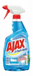 Ajax Glasreiniger 3-fach aktiv 500ml