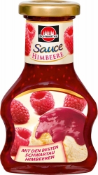Schwartau Dessertsauce Himbeere 125ml