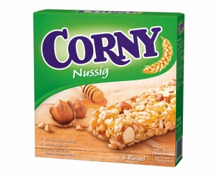 Corny Nussig 150g