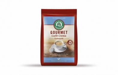 LEBENSBAUM Gourmet Caffè Crema entkoffeiniert 126g