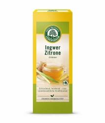 LEBENSBAUM Ingwer-Zitrone 20x2g