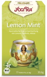 Yogi Tea Lemon Mint Bio 17Stück