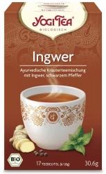 Yogi Tea Ingwer Bio 17Stück