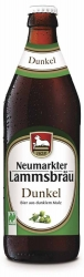Neumarkter Lammsbräu Dunkel (Bio) 5% 0,5l