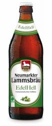 Neumarkter Lammsbräu EdelHell (Bio) 5% 0,5l