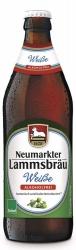 Neumarkter Lammsbräu Weiße alkoholfrei (Bio) 0,3% 0,5l