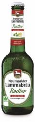 Neumarkter Lammsbräu Radler alkoholfrei (Bio) 0,3% 0,33l