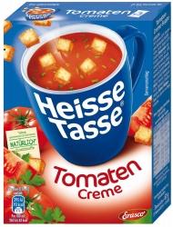 Erasco Heisse Tasse Tomaten Cremesuppe 3 Stück