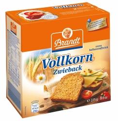 Brandt Zwieback Vollkorn 225g