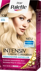 Poly Palette Intensiv-Creme-Coloration 100 Ultra Blond