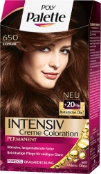 Poly Palette Intensiv-Creme-Coloration 650 Kastanie