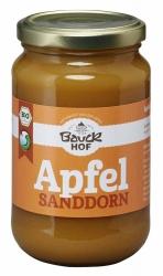 Bauckhof Apfel-Sanddornmus gesüßt Bio 360g