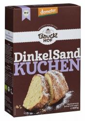 Bauckhof Dinkel Sandkuchen Demeter 400g