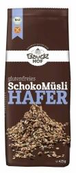 Bauckhof Hafer Müsli Schoko glutenfrei Bio 425g