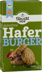 Bauckhof Haferburger glutenfrei Bio 140g