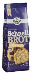 Bauckhof Schnelles Dunkles glutenfrei Bio 475g