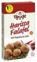 Bauckhof Harissa Falafel glutenfrei Bio 160g