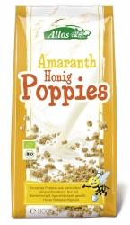 Allos Amaranth Honig Poppies 300g