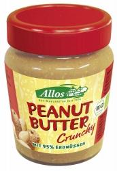 Allos Peanut Butter crunchy 227g