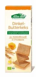 Allos Dinkel Butterkeks 150g