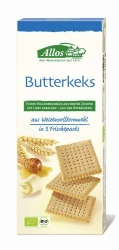 Allos Butterkeks 150g