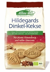 Allos Hildegards Dinkel Kekse 125g