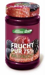 Allos Frucht Pur 75% Waldfrucht 250g