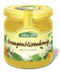 Allos Orangenblütenhonig 500g