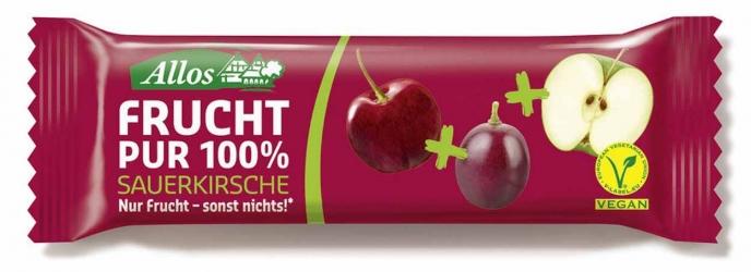 Allos Frucht Pur 100% Sauerkirsche 30g