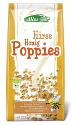 Allos Hirse Honig Poppies 200g