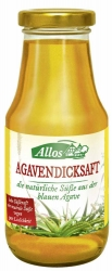 Allos Agavendicksaft 250ml