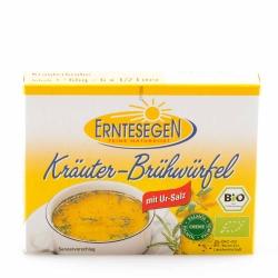 Erntesegen Kräuter Brühwürfel 66g