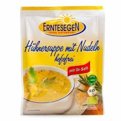 Erntesegen Hühner Suppe mit Nudeln hefefrei 40g