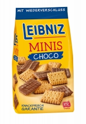 Leibniz Butterkeks Choco Minis 125g