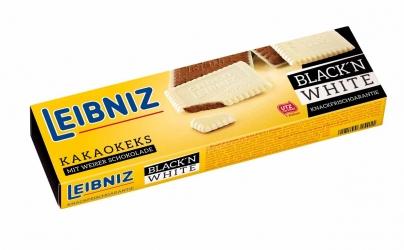 Leibniz Choco Black N White 125g