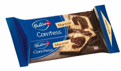 Bahlsen Comtess Marmor 350g