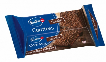 Bahlsen Comtess Schoko 350g