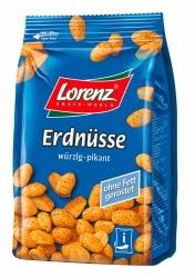Lorenz Erdnüsse würzig & pikant 150g